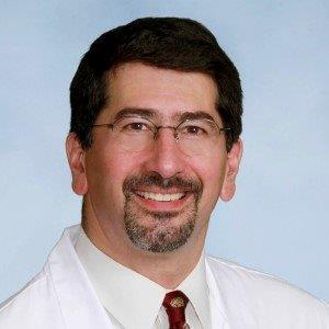Dr. Marc Rubin Head Shot